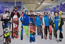 TALENT SPOTTING WITH AIMEE FULLER AT CHILL FACTORE