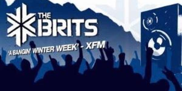 James Foster and Zoe Gillings win BRITS boarder-x