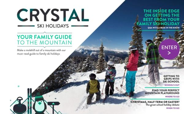 Crystal Ski Holidays - Family Guide