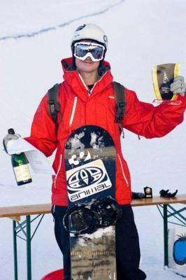 British Snowboard Teams do great!