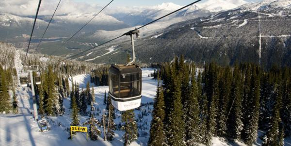 WHISTLER BLACKCOMB IS OPEN