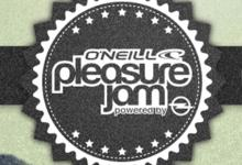 AIMEE FULLER THIRD AT O'NEILL PLEASURE JAM 2013!