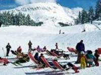 Ski Resort Aprica in Italy