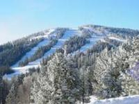 Ski Resort Terry Peak in USA