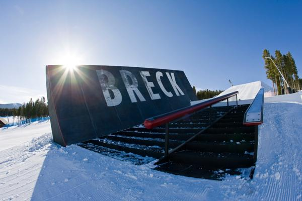 Breckenridge Wallride