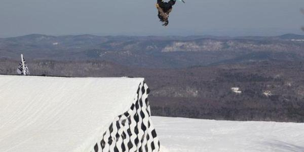 Bang & Candrian Win 2010 Burton US Open slopestyle