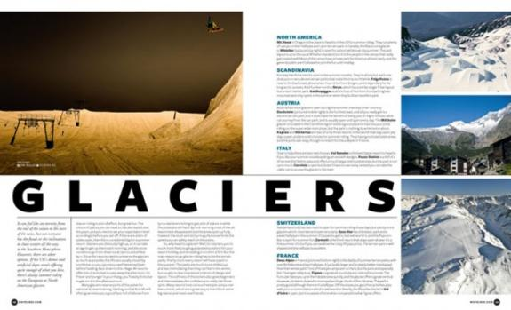 Whitelines top-50 resort guide 2011