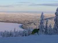 Ski Resort Pyha in Finland
