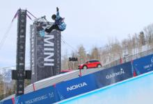 2014 Burton US Open Halfpipe Semi-Finals Results
