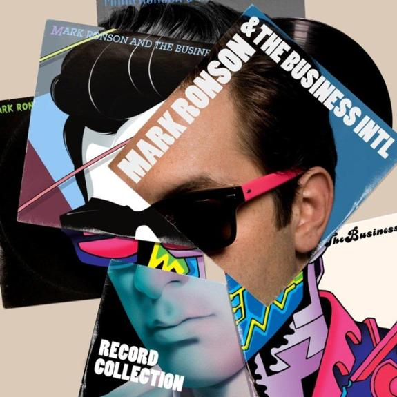 Mark Ronson's new album - Record Collection