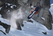 Swiss dominate the 2010 Nendaz Freeride