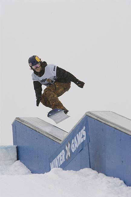 Womens Slope Style Rider: Spencer O'Brien