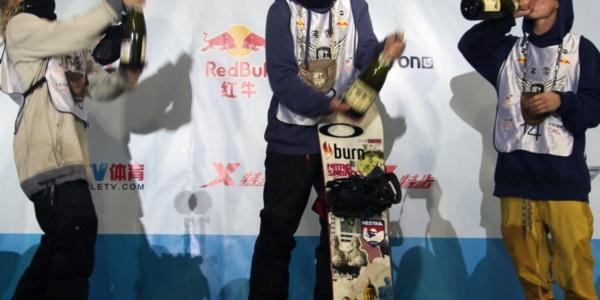 Sven Thorgren wins the 6 Star Air & Style Beijing!