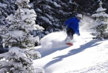 Colorado Resorts covered in fresh snow!