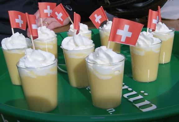 Scuol Switzerland Drinks