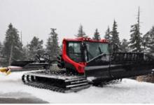 Cypress Mountain Invests In New PistenBully