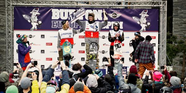 Burton Open 2014 Slopestyle Finals results are in