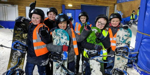 National Schools Snowsport Week 2018