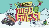 Burton High 5 replaces Burton Open for 2012