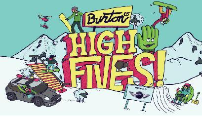 Burton High Five