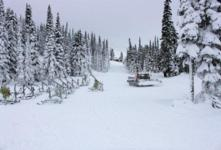 WHISTLER MOUNTAIN OPENS WITH FIVE LIFTS Nov 11