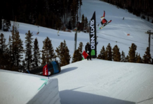 Fuller and Nicholls finish high at the Dew Tour!