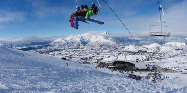 Winter conditions forecast at Coronet Peak