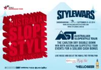 World Snowboard Tour Style Wars