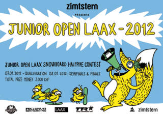 Junior Open Laax 2012