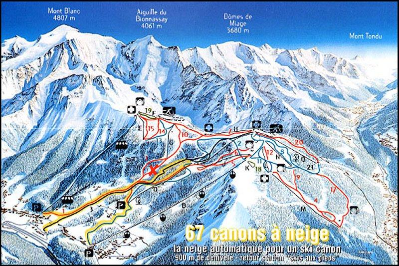 Les Houches World Snowboard Guide