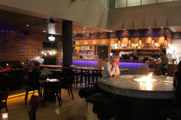 Trysil Radisson Pizza Restaurant Lobby Bar