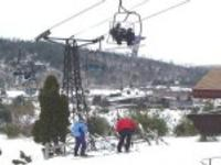Ski Resort Mohahwk Mountain in USA