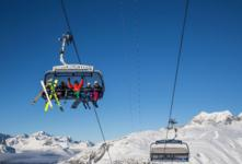 Skiing in Andermatt in January from 10 francs