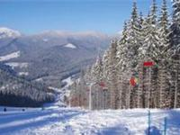 Ski Resort Bukovel in Ukraine