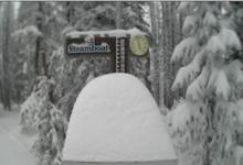 Storm Brings A Foot Of Fresh Snow to Steamboat!
