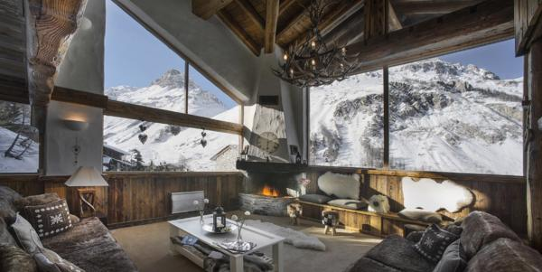 Luxury chalet holidays - World Snowboard Guide