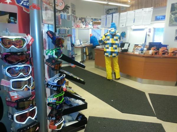 Salla Ski Shop