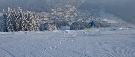 Morzine Pistes to be extended!