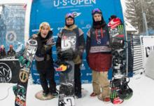 Anderson & McMorris Win 2014 Burton US Open