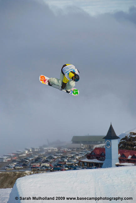 Burton NZ Open 2009, Seppe Smitts