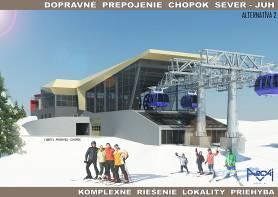 Jasna New Lift Artists Impression