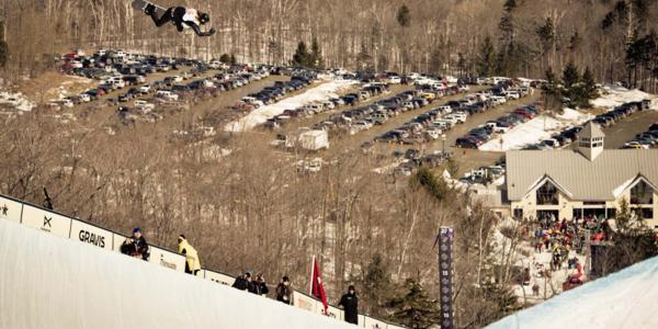 White and Hight win 2012 US Open halfpipe comps