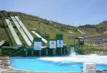 Park City Host Olympic Freestyle Pool Showcase