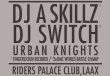 A SKILLZ & DJ SWITCH Headline The BRITS