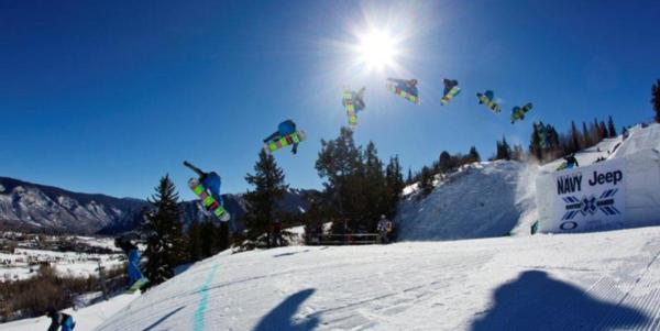 Elimination results from Winter X-Games 15
