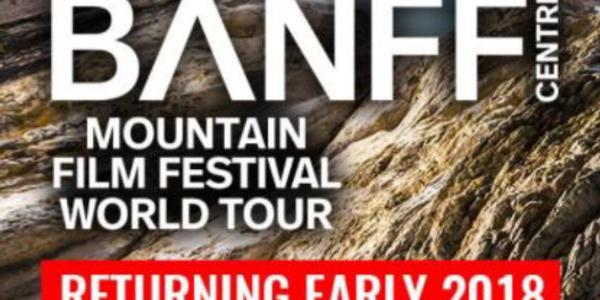 2018 UK and Ireland Banff Mountain Film Dates