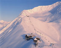 Alyeska announce new chairlift installation 2012
