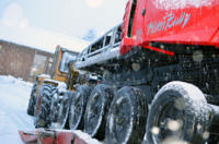 New PistenBully 300 Polar arrives at Nevis Range