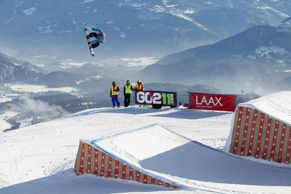 BEO2010 Slopestyle Qualification, Miikka Hast