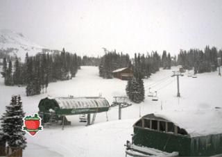 Sunshine Village Web Cam Nov 2012